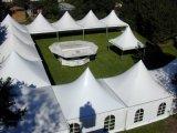 Tela incatramata Tb089 della tenda del PVC di alta qualità