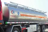 FAW 4の車軸オイルTanker10はアルミニウム25000 L燃料タンクのトラックを動かす