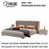 거실 가구 G7007를 위한 직물 덮개를 가진 현대 디자인 침대
