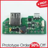 PWB do carregador do USB do profissional Fr4 94V-0 para produtos electrónicos de consumo