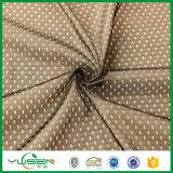 Knit простирания полиэфира ткань Джерси футбола сетки 270 GSM