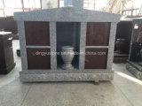 Изготовления Китая поставляют низкую цену для Columbarium кладбища ниши приватного имущества 4 с похоронной вазой
