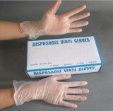 Guanti chirurgici del lattice libero della polvere e della polvere medica a gettare