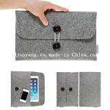 Новый стиль 100% шерсть считает сумка для ноутбука