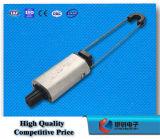 Accessori ottici del cavo della fibra del morsetto dell'ancoraggio della lega di alluminio/del morsetto estremità guasto