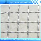 Кислот-Сопротивляя сетка волнистой проволки нержавеющей стали