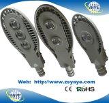 Preço do competidor Ce/RoHS/de Yaye 18 3 anos de ESPIGA da garantia lâmpada da estrada do diodo emissor de luz da luz de rua do diodo emissor de luz de 150 watts