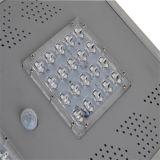 Энергосберегающий напольный уличный свет светильника 40W солнечный СИД