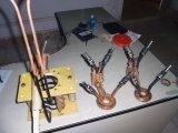 Bobina de indução com máquina de aquecimento
