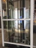 屋内2~4人のガラス家のホームエレベーター