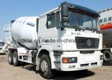Vrachtwagen van de Concrete Mixer van de Wielen van Shacman 6X4 10 8cbm - 12cbm