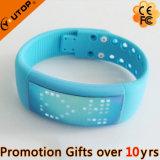 Gli sport impermeabilizzano il Wristband astuto del silicone di Bluetooth (YT-WSD-06)