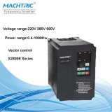 380V 5.5kwの可変的な電圧回転フレームのための可変的な頻度駆動機構