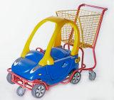 Le plastique badine le chariot