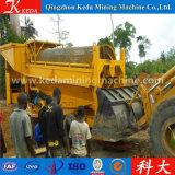 criba del oro 50t/H y 100t/H para el uso de la minería aurífera