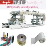 Máquina solvente de la laminación de Bgf-800 BOPP