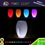 Iluminação para móveis de jardim RGB LED Flower Planter