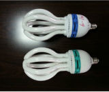 Lumière compacte d'épargnant d'énergie du lotus 3000h/6000h/8000h CFL de la lampe fluorescente 125W 150W