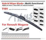 Beste Autoteile Wholesale hybride Wischer-Schaufel der Windschutzscheiben-T191