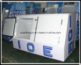 Escaninho de armazenamento de vista bonito do gelo