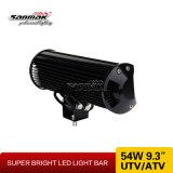 "9.5 "" 4X4 차량을%s 54W LED 일 표시등 막대"