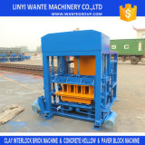 Qt4-18 ISO Certification Construction Cimento Hollow Brick / Block Machine