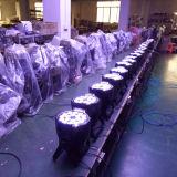 NENNWERT DJ-18X12W RGBW 4in1 LED kann Licht positionieren