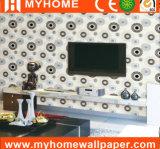 El papel para pared Proyecto de PVC de China del precio barato para la decoración del hogar