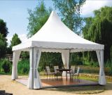 Aluminium de haute qualité tente de mariage de 5x5m tente pagode