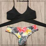 Heiße verkaufende junges Mädchen-Badeanzug-Konkurrenz-Badebekleidung
