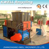 Reißwolf und Zerkleinerungsmaschine zwei in einer Maschinerie/im Plastikreißwolf-Granulierer