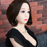 jouet réaliste de sexe de silicones nus de bande de 148cm