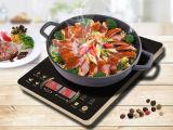 2016 다채로운 티타늄 격판덮개 지적인 요리 기능 감응작용 요리 기구 Sm DC221