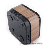Миниый деревянный стерео беспроволочный диктор