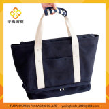 Multifunction Mom Double Tote Bag com tamanho do cliente
