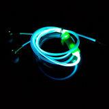 Dessus d'Amazone vendant l'écouteur d'éclairage LED de changement de couleur (K-H168)