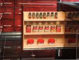 Festes Holz-Küche-Schrank-Küche-Möbel