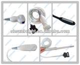 動物の獣医の器械または獣医の超音波のための携帯用超音波