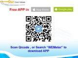 De draadloze Slimme Monitor van de Meter van de Energie/Energie voor Huis voor Zonnepaneel voor Indistrial WiFi Wemeter
