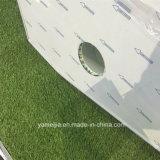 Los paneles de nido de abeja de aluminio en forma de redondos para muebles