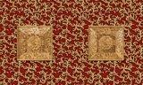 Beaux papiers de mur de Guangzhou, papier peint floral de peintures murales pour le matériau de construction