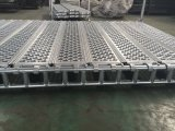 Tablón de acero galvanizado de la INMERSIÓN caliente en la anchura de 320m m