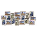 プラスチックマルチOpenningのホーム装飾の接木映像のコラージュの写真フレーム