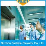 Elevatore dell'ospedale di capienza 1600kg con il portello di apertura laterale 2-Panel
