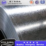 La feuille de fer premier matériau de construction en acier galvanisé bobines