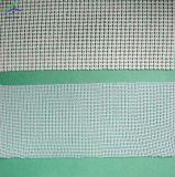 Tessuto lineare della grata di Quatra, tessuto netto del poliestere