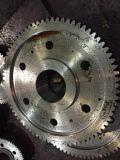 A elevada precisão transmite a engrenagem da roda para a maquinaria da abundância