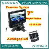 2.0 Megapixel Auto, das den Kamera-Systems-Metallkasten-Kasten-LKW aufhebt Kamera aufhebt