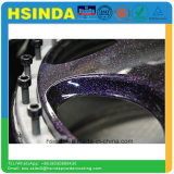 Livraison rapide Brillant Collage Metallic Epoxy Polyester Paint Powder Coating