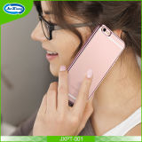 Caisse molle de galvanoplastie arrière de téléphone en caoutchouc en cristal élégant TPU pour la couverture de la note 3 de galaxie de Samsung